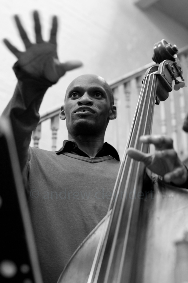Larry Bartley, Jazz Bassist, Portrait