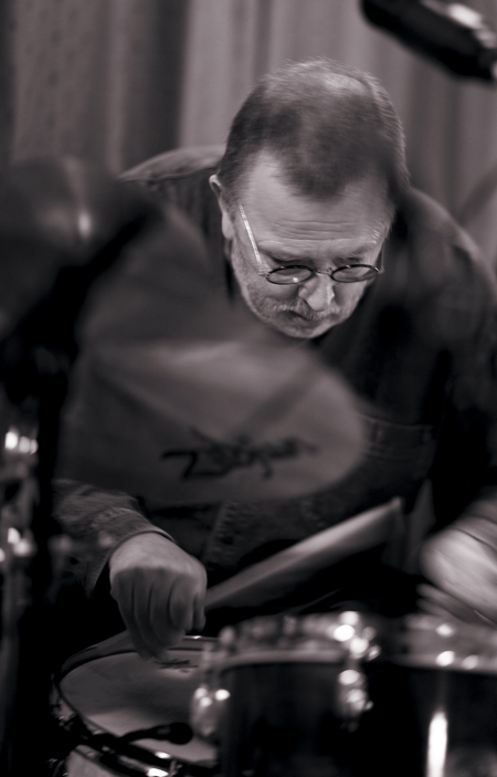 Spike Wells - Jazz  Drummer