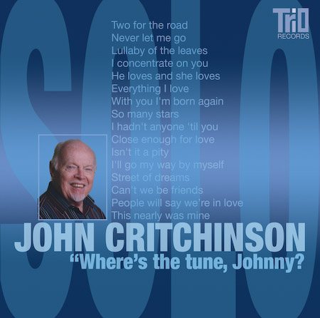 John Critchinson - Where's The Tune, Johnny?