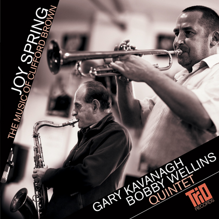 Joyspring by the Gary Kavanagh/Bobby Wellins Quartet