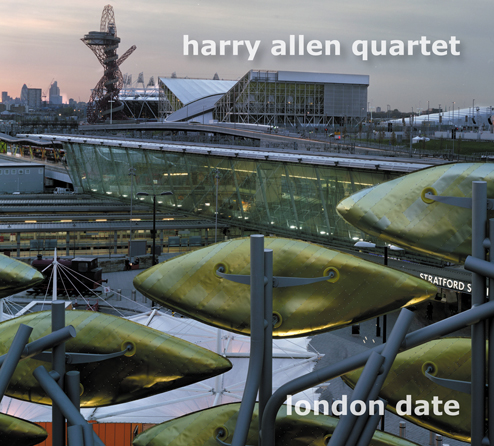 Harry Allen Quartet - London Date