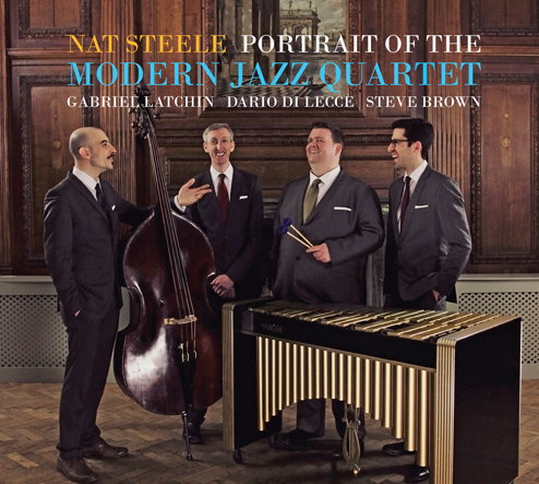 Nat Steele - PORTRAIT OF THE MODERN JAZZ QUARTET - TR598