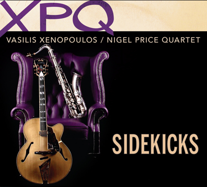 NIGEL PRICE/VASILIS XENOPOLOUS - SIDEKICKS